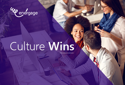 Focus your efforts on engaging people with their work, their teams, and the organization.