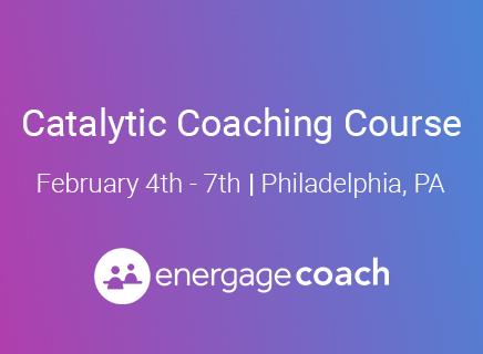 Catalytic Coaching Course – Philadelphia