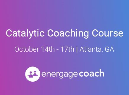 Catalytic Coaching Course – Atlanta