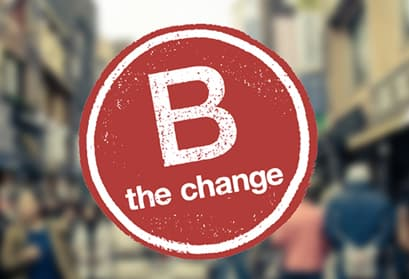 Proud to Be a Certified B Corporation