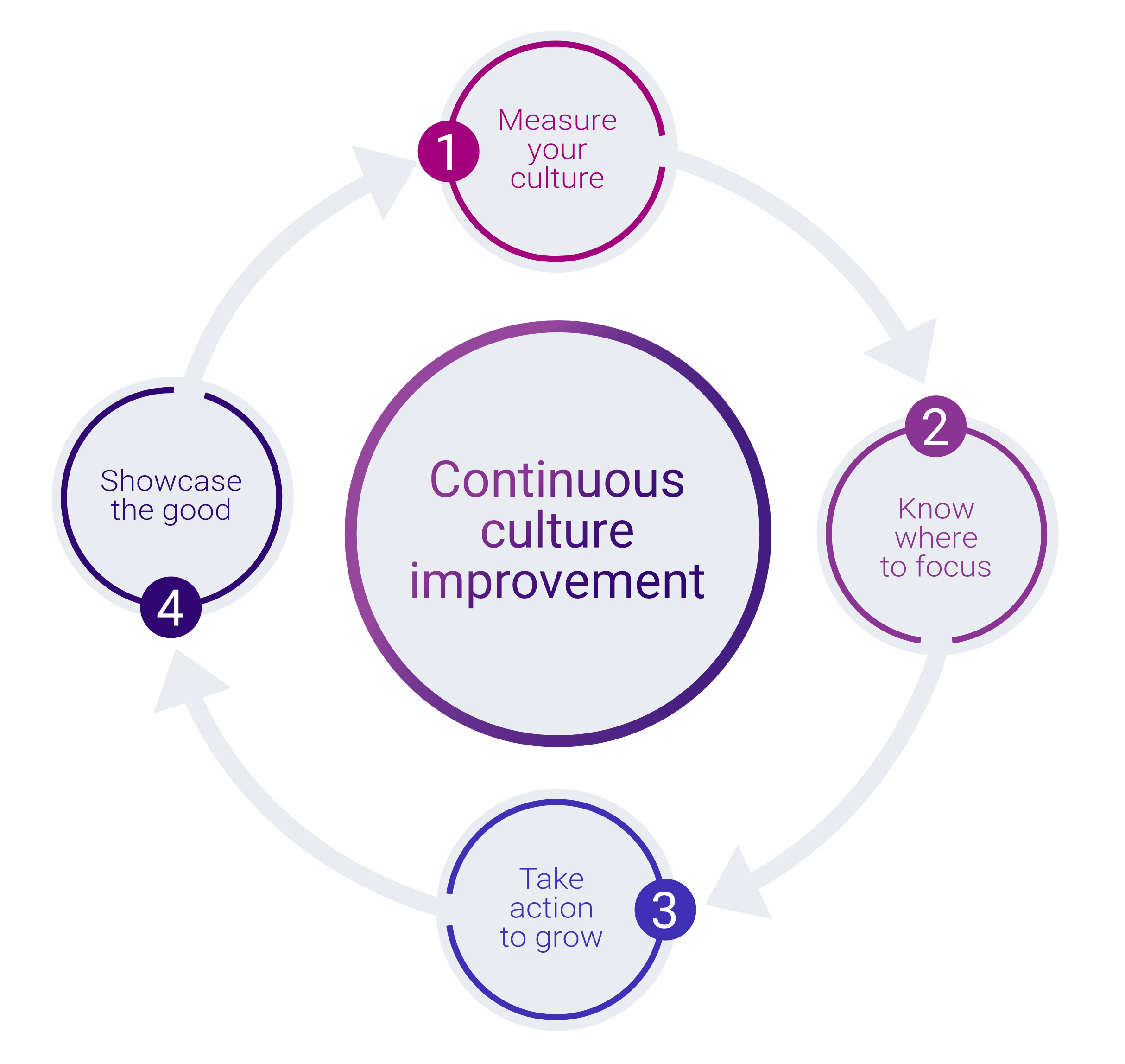 Continuous culture improvement